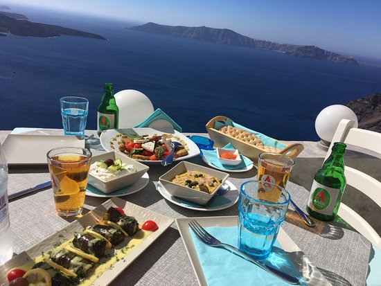 Remvi Restaurant: Food with a view