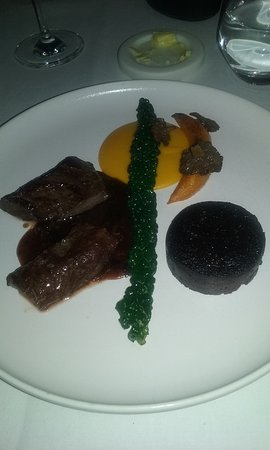 Chapter One: Sika Deer and Black Pudding