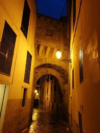 Arco de l'Almudaina: Arco de la Almudaina.