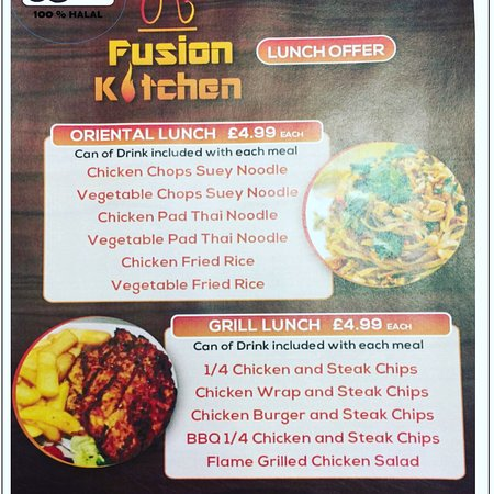 Fusion Kitchen - Picture of Fusion