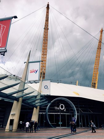 Up At The O2 London All You Need To Know Before You Go