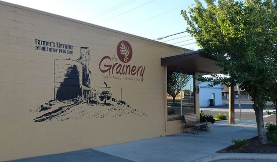 Quincy, WA: Located on the corner of 1st Ave and E st SE