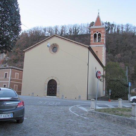 Acqualagna, Italy: Chiesa di Santa Lucia
