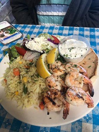 George S Greek Cafe Gluten Free