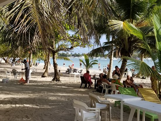 Public beach of Dominicus at Bayahibe: 20180222_170309_large.jpg
