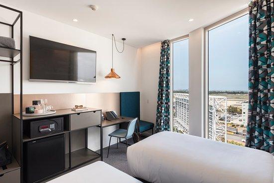 Premium Economy Twin Room