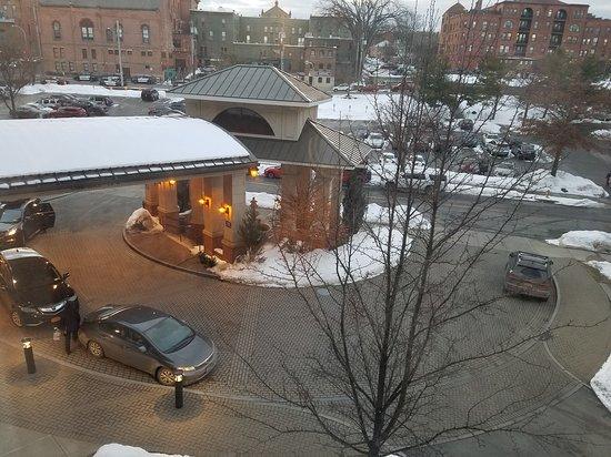 Hampton Inn & Suites Saratoga Springs Downtown Photo