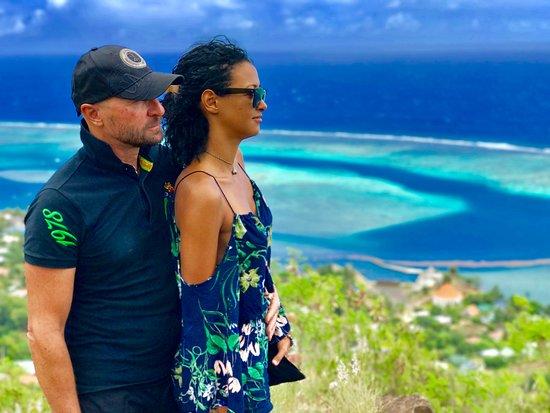 Papetoai, Polinesia Francesa: la Montagne Magique