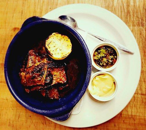Fertile, IA: Beef short ribs