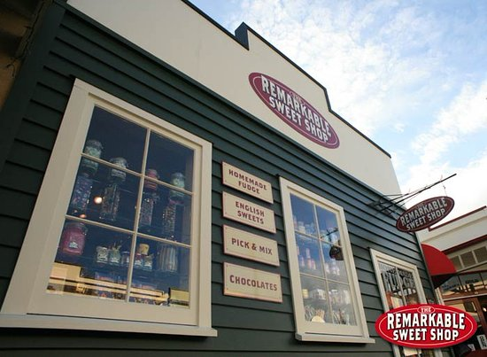 Arrowtown's greatest little sweet shop