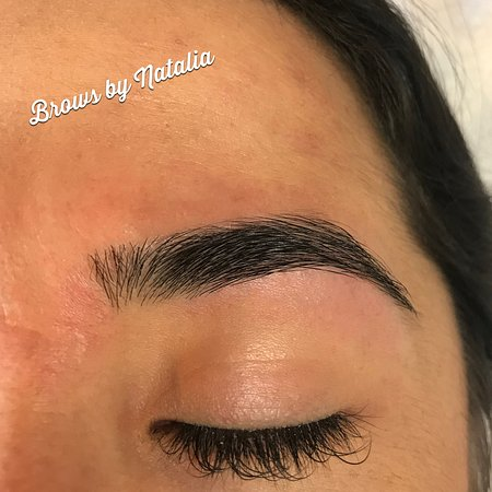 Very classy set of lash extensions - Picture of Pinkys