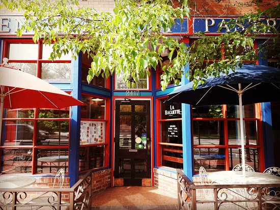 City Of Colorado Springs >> La Baguette Old Colorado City Colorado Springs Ulasan