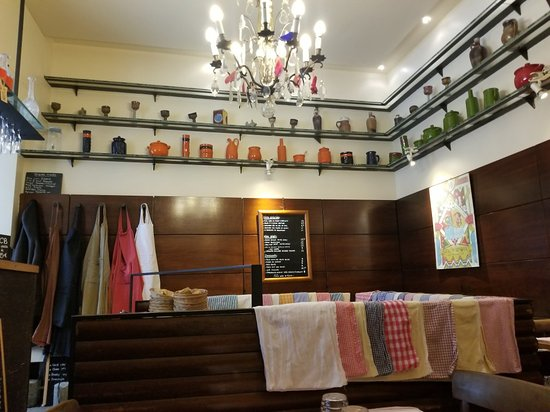 Photo1 Jpg Picture Of Ma Salle A Manger Paris Tripadvisor