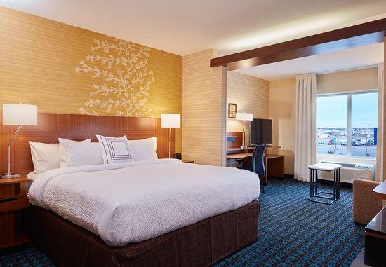 Rawlins, WY: Guest room