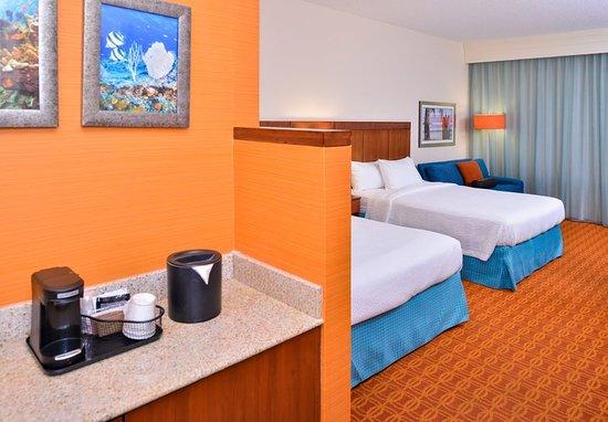 Ocoee, Флорида: Guest room