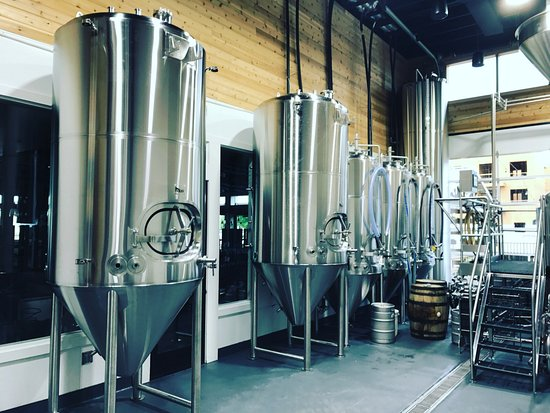 Rowlett, Teksas: The Brewery