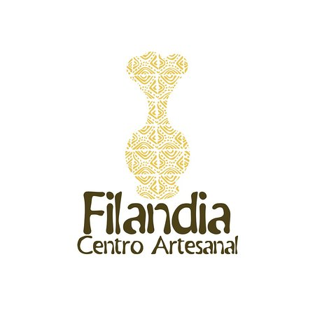 Logo oficial de FIlandia Centro artesanal.