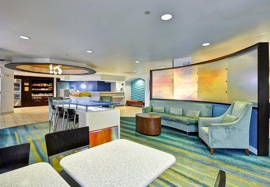 SpringHill Suites Austin Round Rock: Lobby