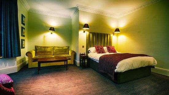 Pontlands Park: Guest room