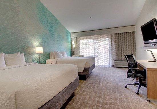 Solana Beach, CA: Guest room