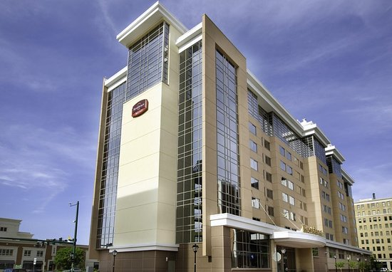 Residence Inn Norfolk Downtown Hotel