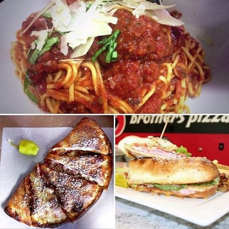 Middleburg Heights, OH: Calzones, Fresh pastas and award winning oven baked subs are some of our features!