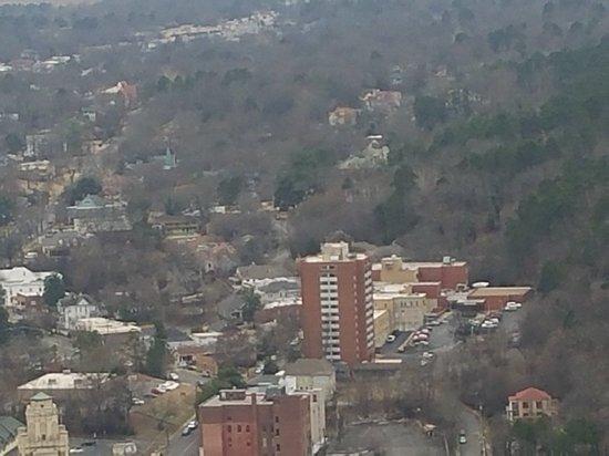 Hot Springs Mountain Tower: 20180220_113859_large.jpg