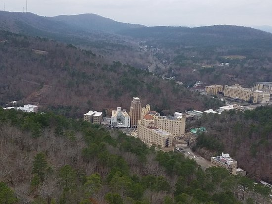 Hot Springs Mountain Tower: 20180220_113613_large.jpg
