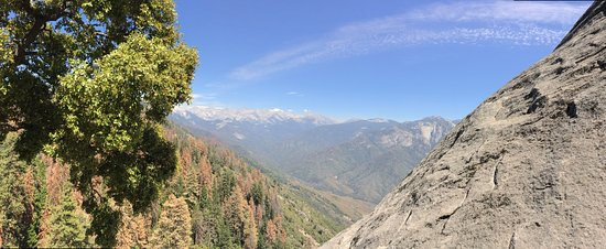 Three Rivers, CA: Moro Rock