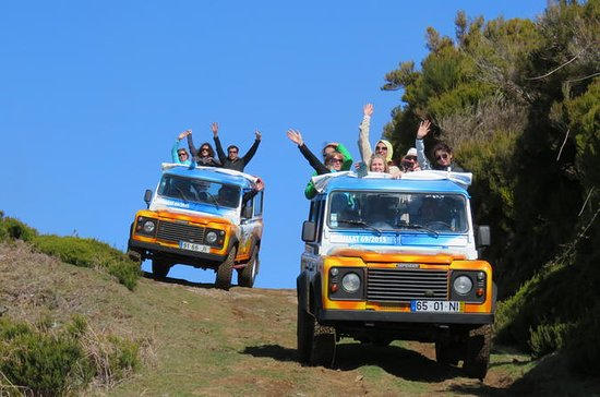 Full-Day Small Group Jeep Safari Tour...