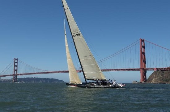 America's Cup Sailing Adventure on ...