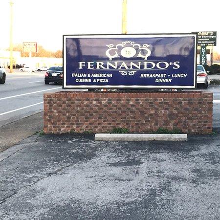 East Ridge, TN: Fernando's