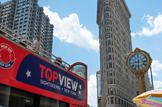 Tour Hop-On Hop-Off in autobus di New York City