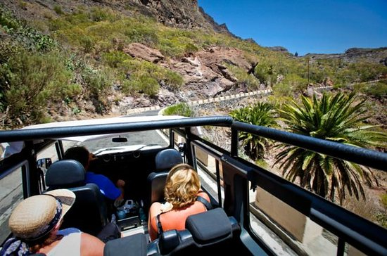 Jeep-Safari in Teneriffa ...