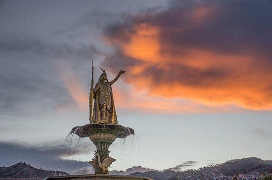 Cusco bei Nacht inklusive Pisco Sour...