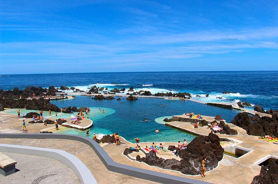 Full Day Jeep Tour - Porto Moniz