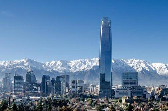Visite privée de la ville de Santiago