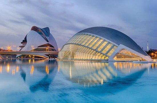 Andalucia y Valencia, a 6 días de...