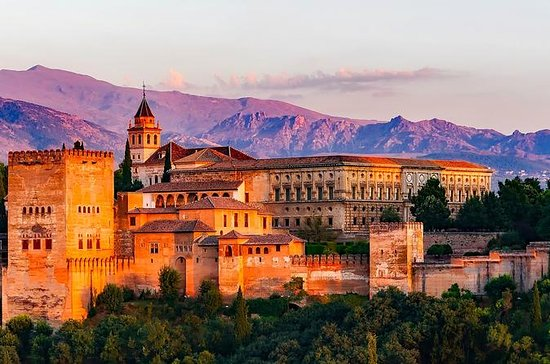 Andaluzia e Costa do Mediterrâneo, 9...