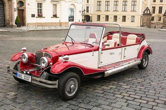 Prague Historical Car Tour - 120...
