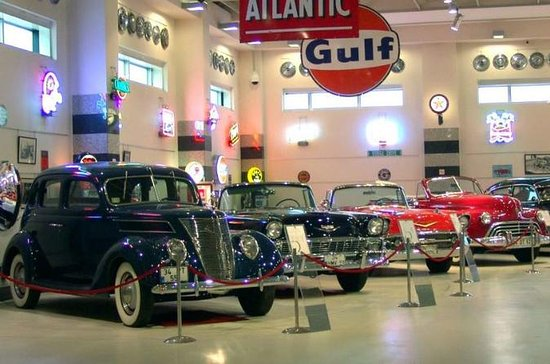 Classic Car Museum Istanbul Entrance ...