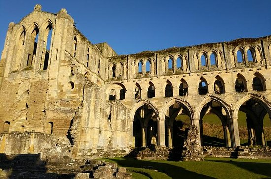Helmsley, Rievaulx Abbey, and North...