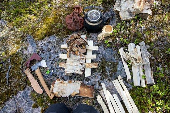 Arctic Survival in Rovaniemi
