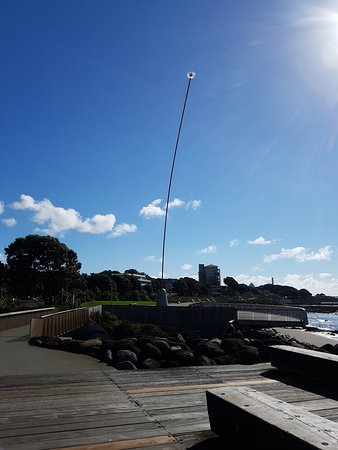 Wind Wand , New Plymouth