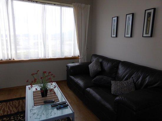 Lindisfarne, Australië: lounge room