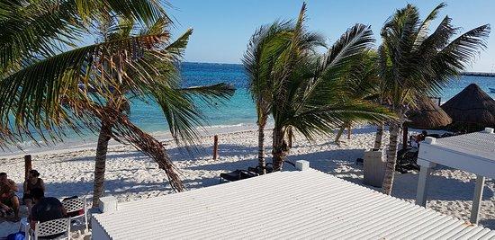 Hotel Hacienda Morelos: A beach front hotel