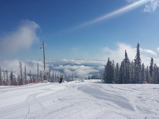Mount Spokane: Beautiful view!