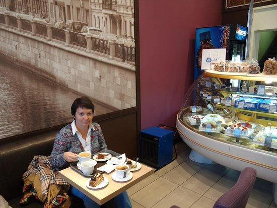 Sever-Metropole: После питерского ливня согреваюсь чашкой кофе