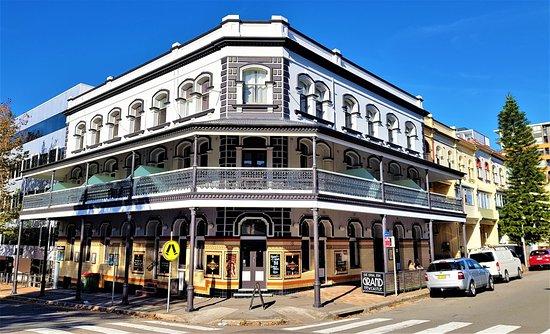 The grand hotel newcastle australie voir les tarifs et for Hotel a prix bas