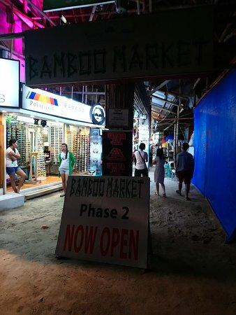 Bamboo Market